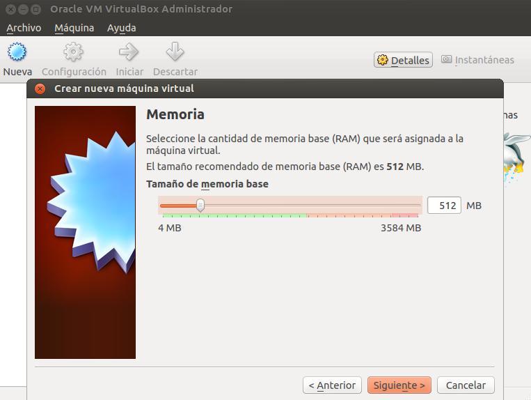 Crear máquina virtual paso 3
