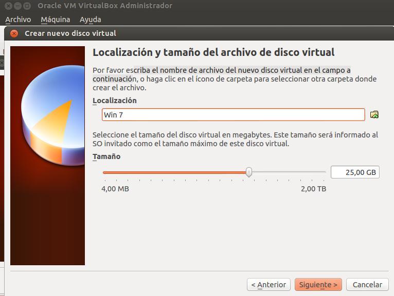 Crear máquina virtual paso 7